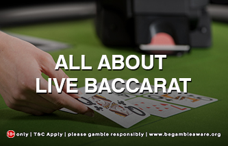 Everything You Need to Know About Live Baccarat